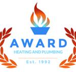 Award Heating and Plumbing - Boiler cover